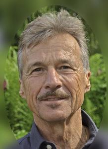 Ernst Stucki, Präsident der Gruppe West, Aktuar des Zentralvorstands seit 2002
